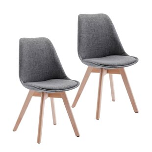 Finbar Upholstered Dining Chair (Set of 2)