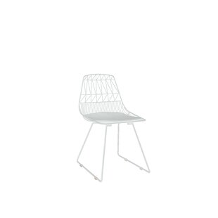 Corliss Metal Dining Chair (Set of 2)