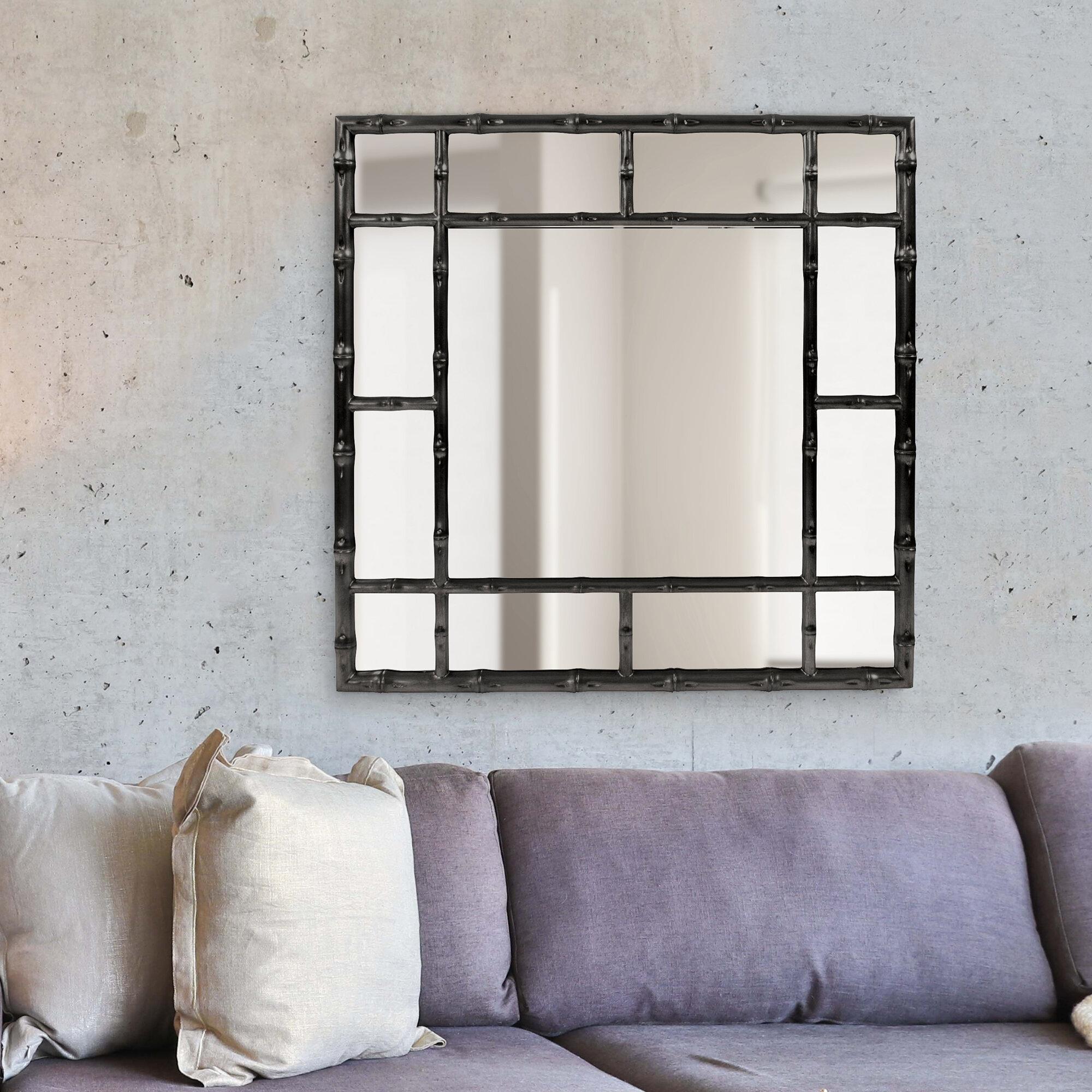 Winston Porter Thaddeus Modern And Contemporary Accent Mirror Wayfair