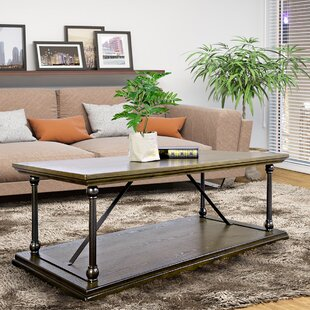 Hubbard Coffee Table by Williston Forge