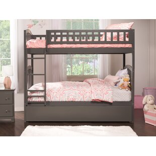 Jackie Twin over Twin Bunk Bed with Trundle