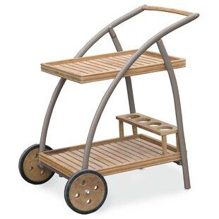 Askö Bar Serving Cart By Sol 72 Outdoor