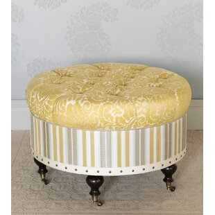 Wakefield Cocktail Ottoman by Eastern Accents