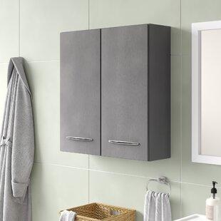 Typhon 60cm X 64cm Wall Mounted Cabinet By Brayden Studio