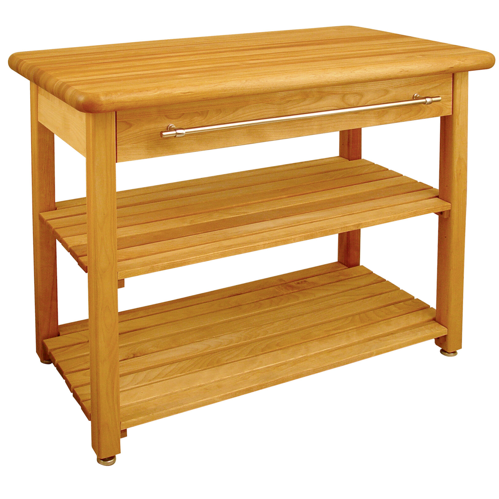French Country Kitchen Prep Table catskill craftsmen french country prep table & reviews | wayfair