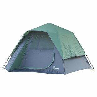 Hallee 3 Person Tent With Carry Bag Image