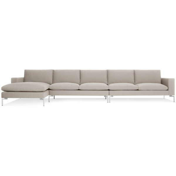 Phenomenal Modern Contemporary Gowans Sectional Collection Allmodern Gamerscity Chair Design For Home Gamerscityorg