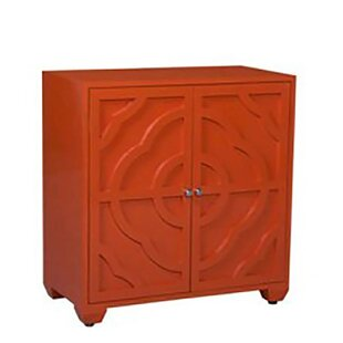 Oceane 2 Door Accent Chest by Everly Quinn