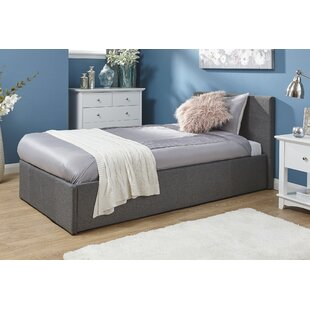 Risinger Upholstered Ottoman Bed By Mercury Row