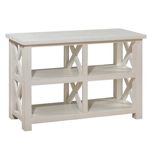 Rosecliff Heights Foley Wooden Media Console Table