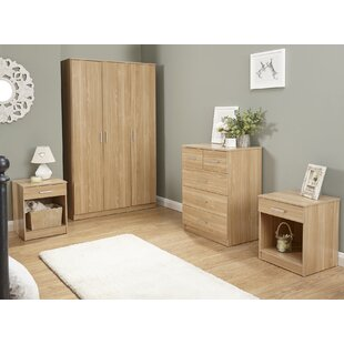 Beames 4 Piece Bedroom Set By 17 Stories
