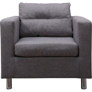 Clarence Club Chair by Wade Logan Wonderful