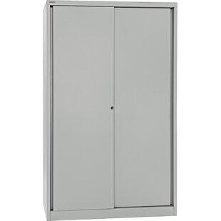 Eco Lockable 2 Door Storage Cabinet By Bisley