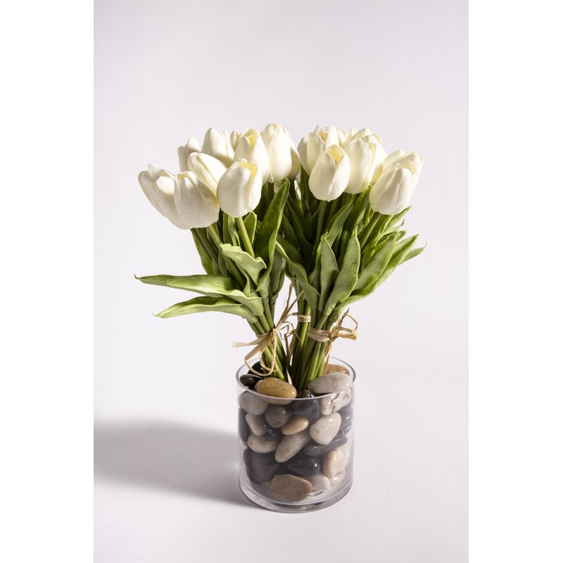 World Menagerie Spain Pebble Stone Vase Filler Wayfair