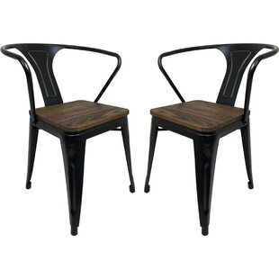 Goodman Dining Chair (Set of 2) Williston Forge