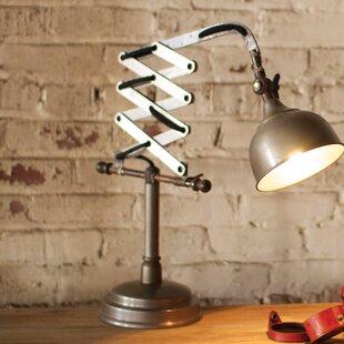 Deirdre Industrial Scissor 18 Desk Lamp