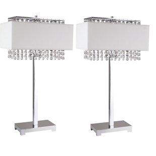 Brigette 28 Table Lamp (Set of 2)