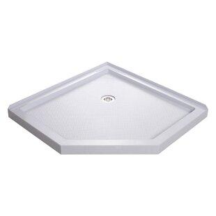 Affordable Price SlimLine 36 x 36 Neo-Angle Shower Base ByDreamLine