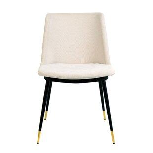 Gaspar Upholstered Dining Chair (Set of 2..