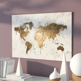 World map wall art mapamundi graphic art print gumiabroncs Gallery