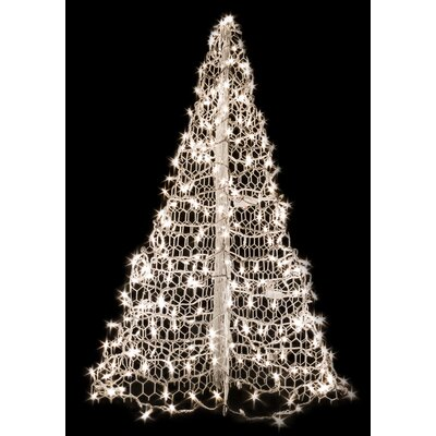 Crab Pot Christmas Trees Crab Pot Christmas Tree® with Incandescent Mini Lights Size: 5'