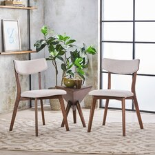 Wood Dining Chairs modern wood dining chairs | allmodern