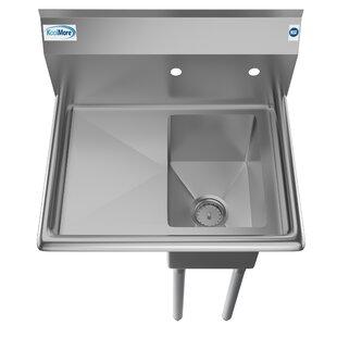 25 X 20 Freestanding Service Sink