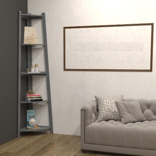 Cardenas Corner Bookcase By August Grove
