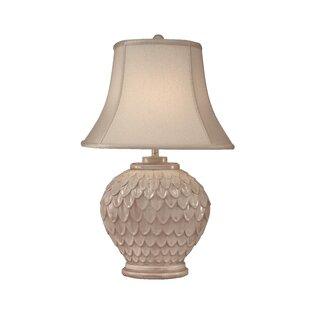 Fairfield Oval Feather 30 Table Lamp