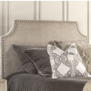 Annmarie Contemporary Upholstered Panel Headboard by Birch Lane™ Heritage