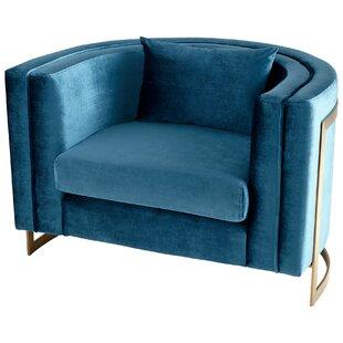 Donatello Barrel Chair by Cyan Design