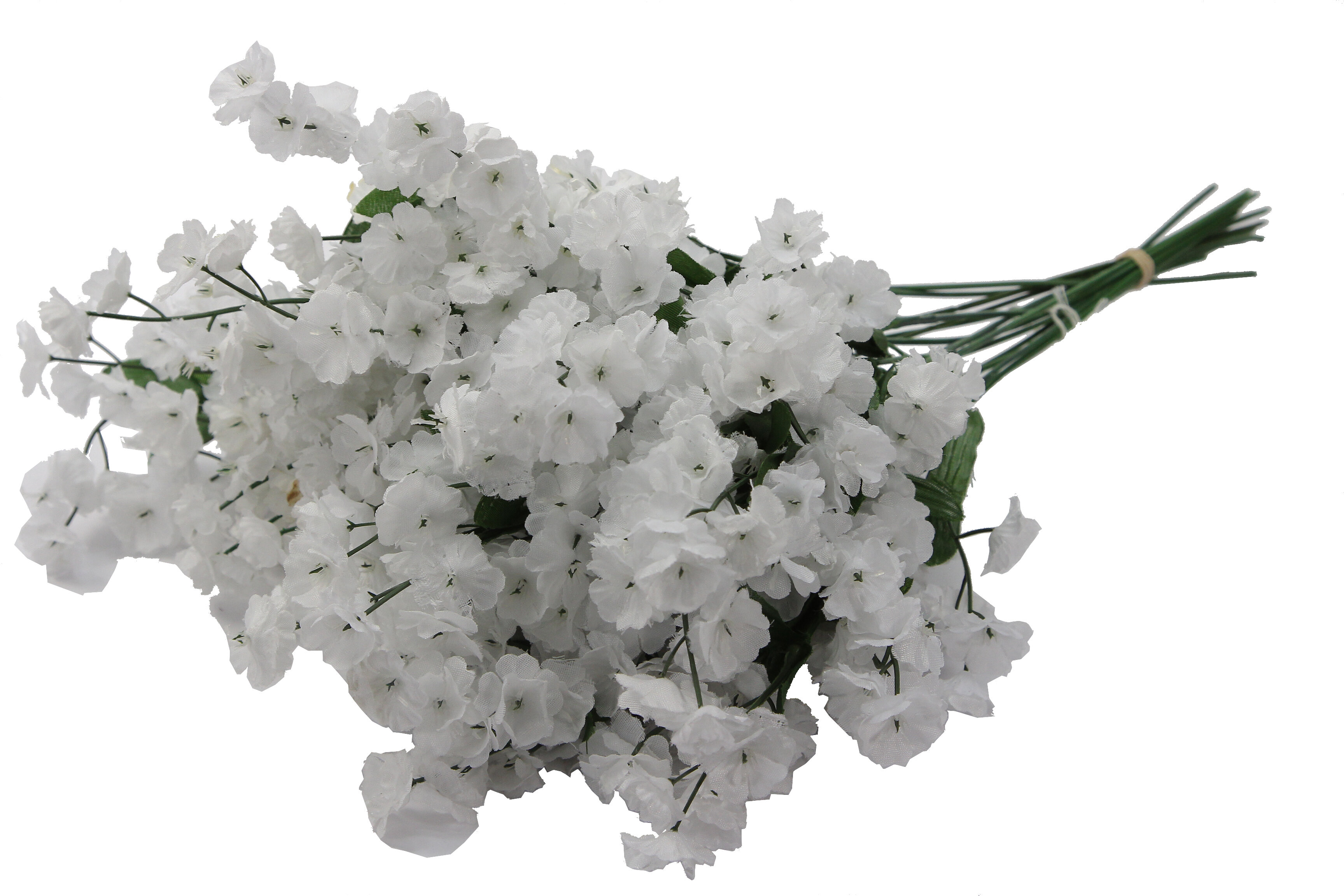 Laurel Foundry Modern Farmhouse Artificial Full Blooming Baby Breath