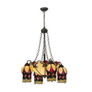 Meyda Tiffany Isabella 8-Light Shaded Chandelier