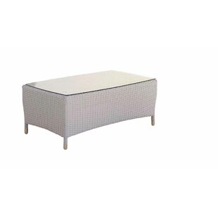 Bellevale Rattan Coffee Table By Sol 72 Outdoor