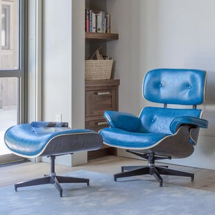 Omari Swivel Lounge Chair ..
