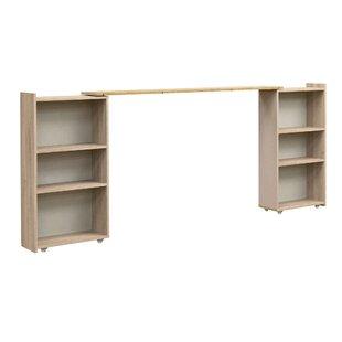 Wedgeworth Bookcase Headboard By Brayden Studio