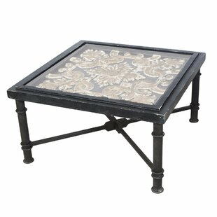 Corentin Arabesque Coffee Table by Darby Home Co