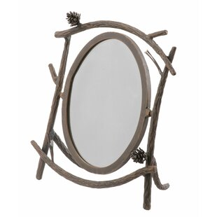 Compare & Buy Tildenville Table Mirror By Millwood Pines