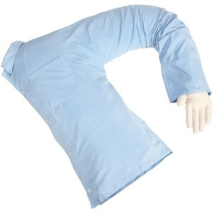 carlos boyfriend body cotton bed rest pillow - Bed Rest Pillow With Arms