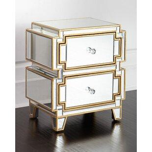 Marylhurst 2 Drawer Nightstand (Set of 2) by Rosdorf Park