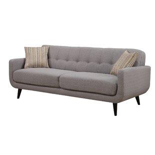 AC Pacific Crystal Mid-Century Sofa