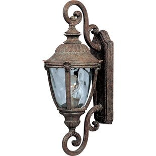 Jarrett 1-Light Outdoor Wall Lantern