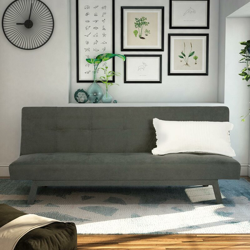 Zipcode Design Oasis Convertible Sofa & Reviews | Wayfair