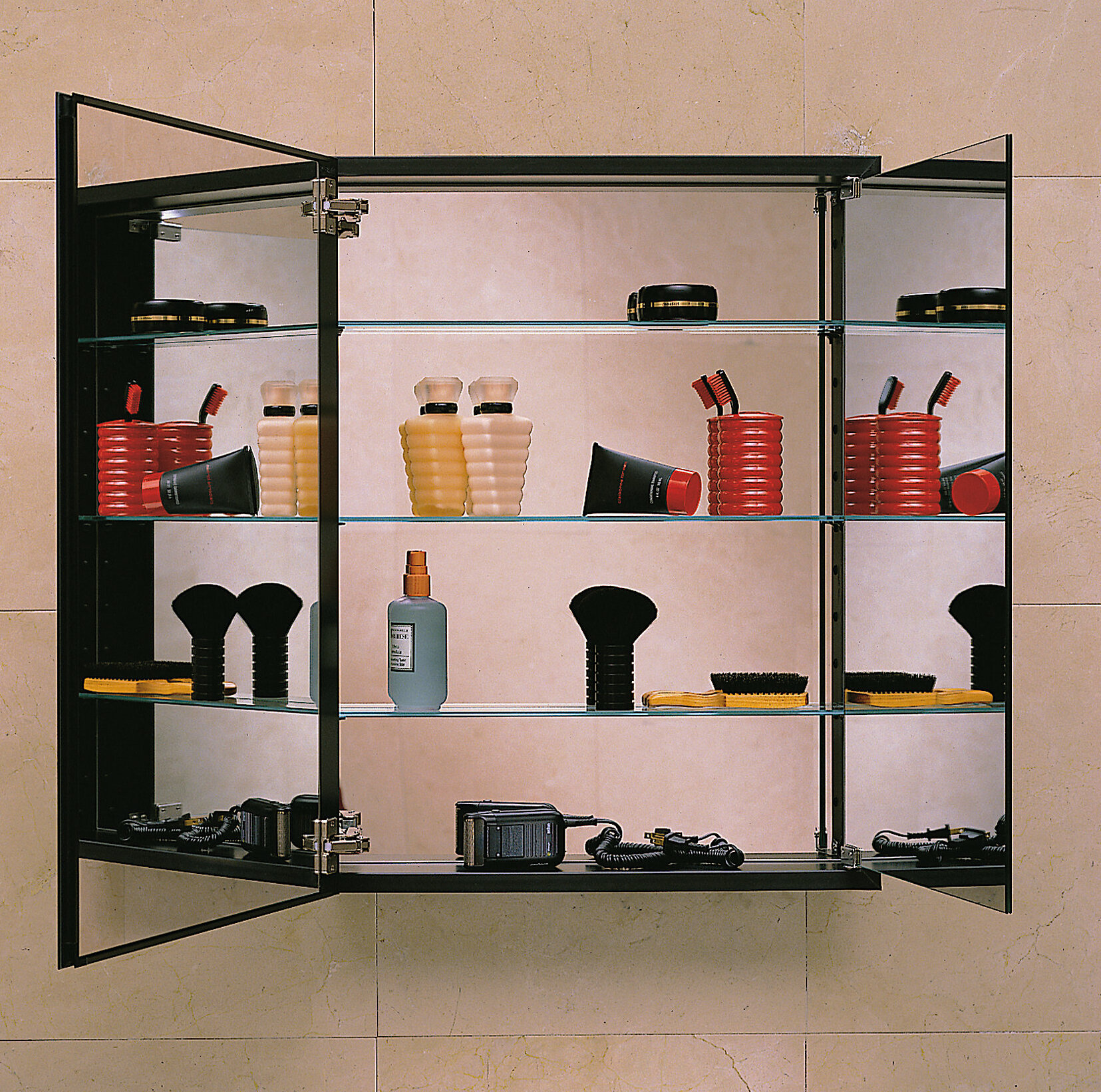 esp x cabinet sup frame wood also wall exquisite with a is functionality design mirrored s tyson crafted and decolav ample provides solid piece constructed medicine this