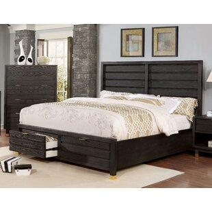Best Deals Randeep Upholstered Storage Panel Bed by Brayden Studio Reviews (2019) & Buyer's Guide