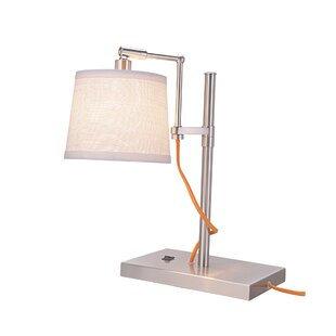 Leyburn 15 Arched Table Lamp