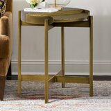 Bencomo End Table by Everly Quinn