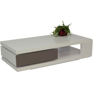 Fitzsimons Coffee Table With Storage By Wade Logan
