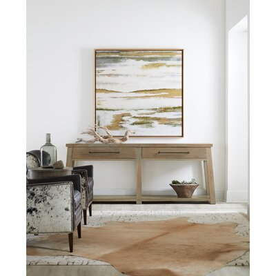 Console Table Hooker Furniture