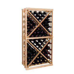 Vintner Series 96 Bottle Floor Wine Rack ..